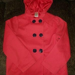 Gymboree Jackets & Coats - Gymboree Girls Jacket  S(5-6
